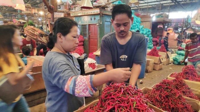 Jaga Stabilitas Harga Saat Libur Natal dan Tahun Baru, Pasar Jaya Tambah Stok Komoditas Pangan