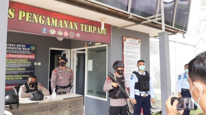 Lapas Kelas IIA Gunungsindur, Kabupaten Bogor