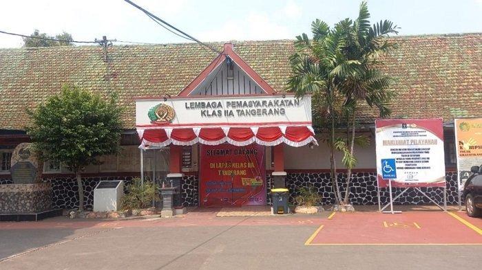 Puluhan Warga Binaan Terpapar Covid-19, Lapas Klas IIA Tangerang Lockdown