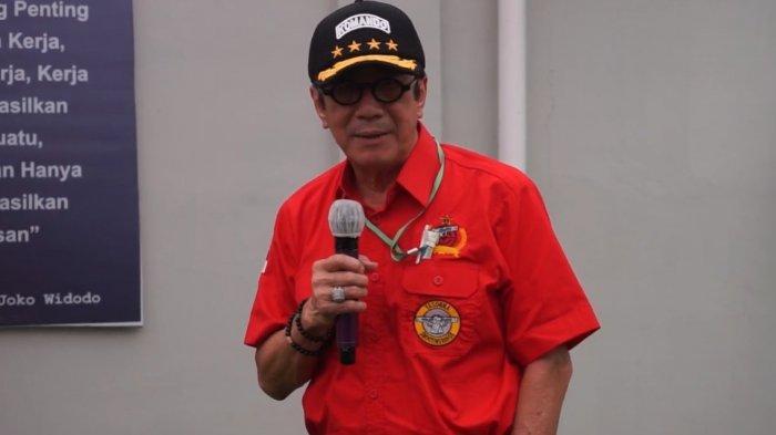 Minta SBY dan AHY Jangan Main Asal Serang Pemerintah Tidak Berdasar, Menkumham: Kami Objektif!