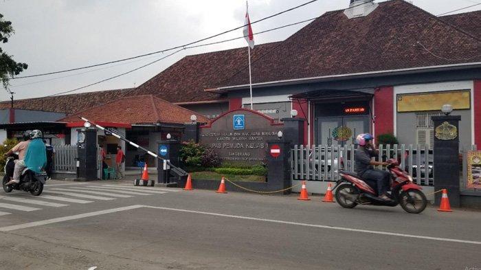 Ribuan Warga Binaan di Lapas Pemuda Tangerang Ikut Nyoblos