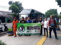 Kisah Ari, PPSU Pondok Kopi Bantu Anak Yatim dan Dhuafa Bersama Laskar Dompet Yatim