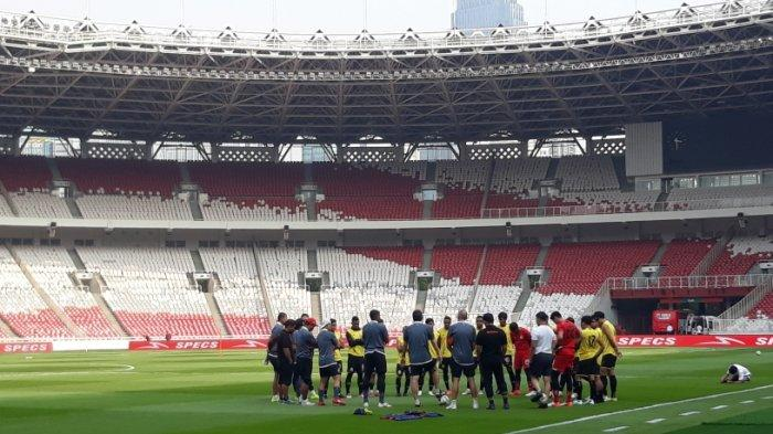 Tiga Pemain Baru Persija Jakarta Bakal Dimainkan saat Hadapi Badak Lampung