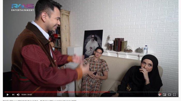 Laudya Cynthia Bella Istigfar Dengar Candaan Raffi di Lokasi Pemotretan, Dimas Beck Hanya Tersenyum