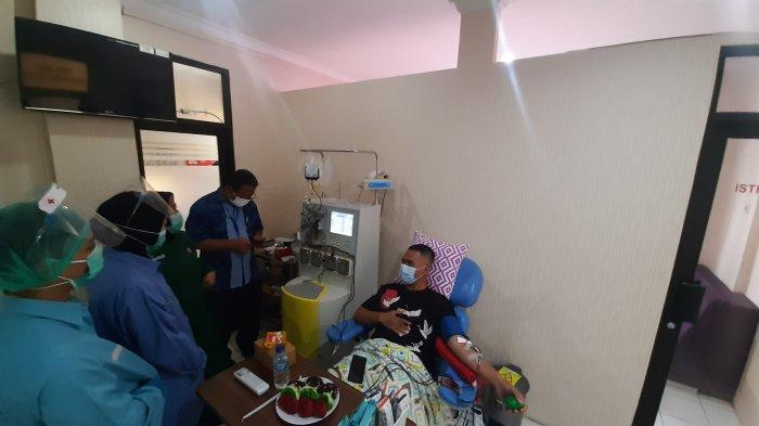 Kota Bekasi Berencana Tambah Alat Donor Plasma Konvalesen