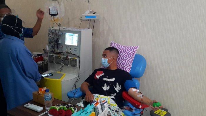 PMI Kota Bekasi Resmi Layani Donor Plasma Konvalesen untuk Covid-19