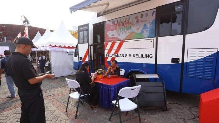 SIM Keliling di Jakarta Hari Ini Senin 28 September 2020, Ada di Empat Lokasi