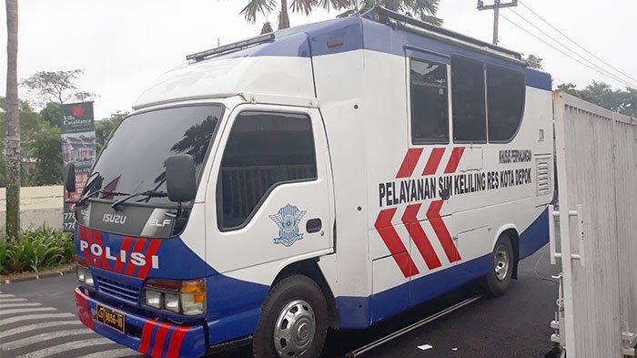 Daftar Lokasi Pelayanan SIM Keliling di Jakarta Hari Ini, Senin (9/9/2019)