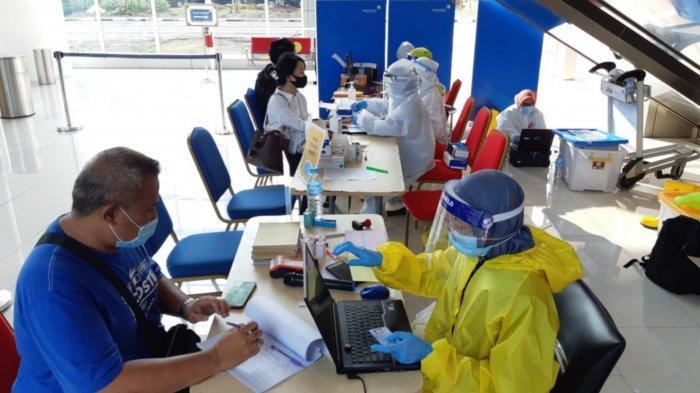 Syarat Pergi Libur Akhir Tahun, Rapid Test Antigen Tersedia di Bandara Soekarno-Hatta