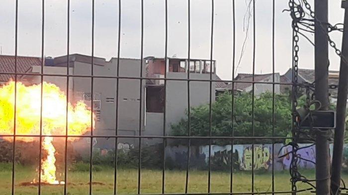 3 Bom Diledakkan di Dekat Kediaman Terduga Teroris di Condet: Suara Dentuman Keras