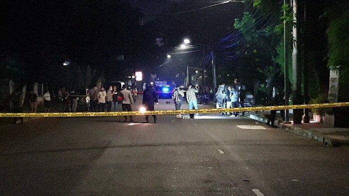 BREAKING NEWS Bunyi Ledakan Mirip Bom Buat Geger Warga Menteng