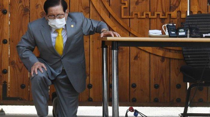 Jadi Dalang Penyebaran Virus Corona di Korea Selatan: Pemimpin Sekte Sesat Dijerat Pasal Pembunuhan