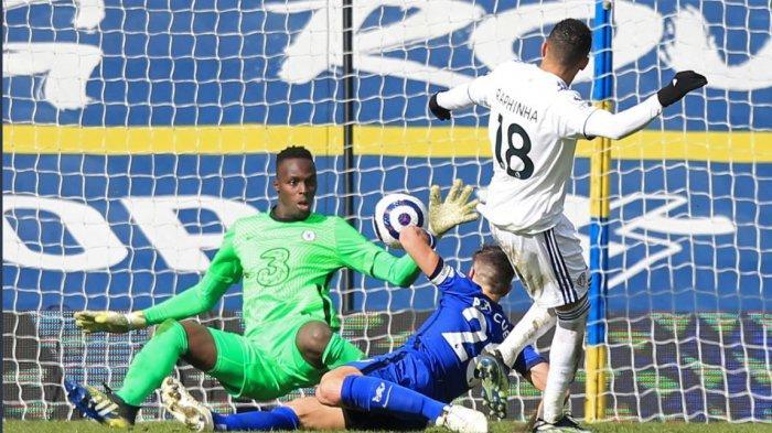 Statistik Leeds Vs Chelsea, Penguasaan Bola The Blues hingga 15 Tembakan ke Gawang