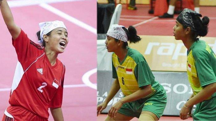 Disebut Pensiun Usai Raih Medali Asian Games, Atlet Kembar Sepak Takraw Lena-Leni Bongkar Alasannya