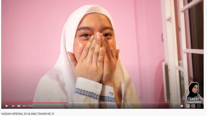 Before After Wajah Lesty Kejora Disoal, Inul Daratista Cerita Dulu Kulitnya Dekil: Sekarang Mulus