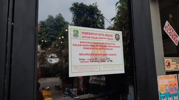 Berani Langgar Maklumat Jam Malam di Bekasi, Siap-siap Tempat Usahanya Bakal Disegel