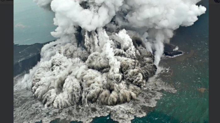 Pantau Status dan Perkembangan Gunung Api Lewat Aplikasi Magma Indonesia, Berikut Cara Mengunduhnya