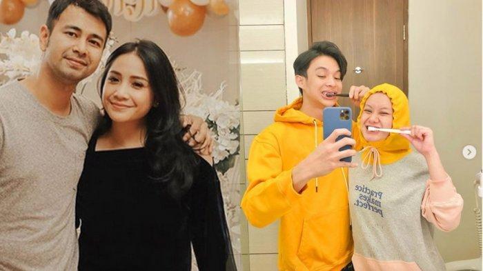 Lihat Chat Rey Mbayang ke Dinda Hauw, Raffi Ahmad Teringat Caranya Ajak Nagita Menikah: Mirip Banget