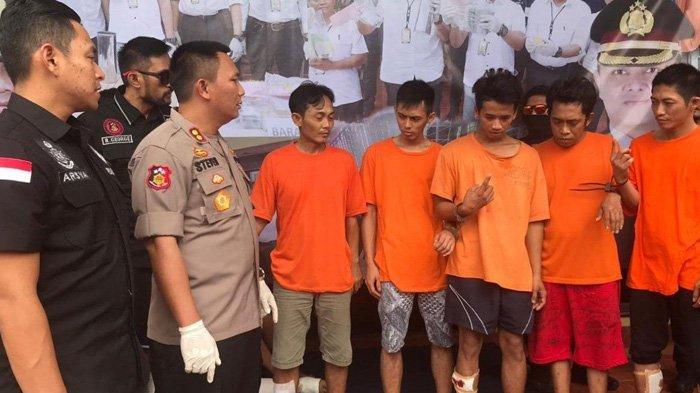 Polisi Ringkus Komplotan Pembobol Gudang di Tamansari: Kerugian Mencapai Rp 1 Miliar