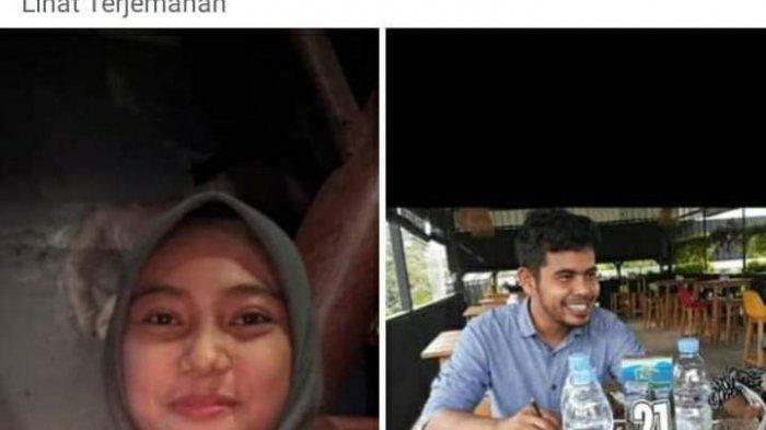 Linda Utami (21) Warga Pataruman Kota Banjar yang diduga membawa kabur duit bos kacang kedelai hingga ratusan juta rupiah