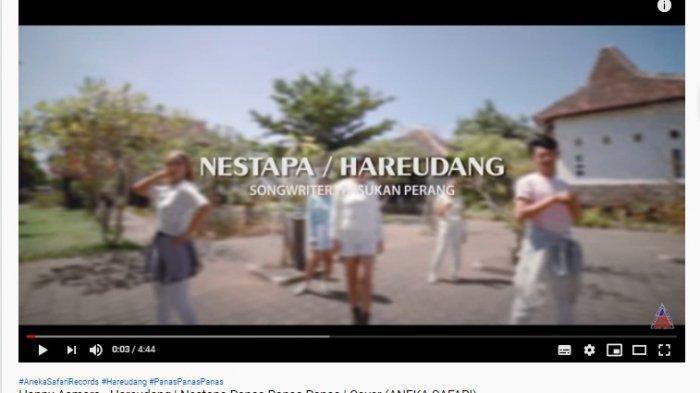 Download MP3 Lagu Tik Tok Hareudang - Happy Asmara, Lengkap dengan Chord Beserta Video Klipnya