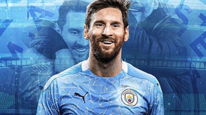 Lionel Messi Dipastikan Gagal Berlabuh ke Manchester City, Usia dan Finansial Jadi Faktor Penentu