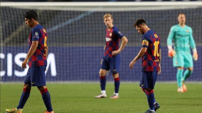 Jelang Barcelona vs Bayern Muenchen, Die Roten Siap Buat Kejutan di Camp Nou