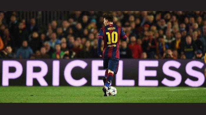 Lionel Messi Hat-trick, Nyaris Quat-trick saat Barcelona Tumbangkan Real Betis