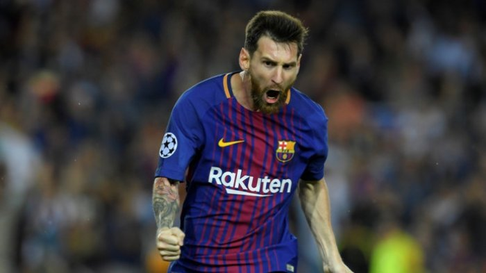 HASIL Liga Spanyol Huesca Vs Barcelona: Blaugrana Pangkas Jarak di Klasemen, Messi Dekati Rekor Xavi