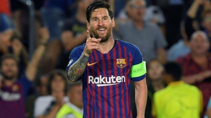Tottenham Hotspur Vs Barcelona - Lionel Messi Harap Liga Champions Akan Menyempurnakan Musim Ini