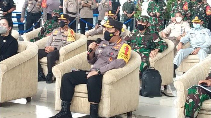 Kapolri Sambangi Bandara Soekarno-Hatta Jelang Lebaran, Pengawasan WNA Minta Diperketat