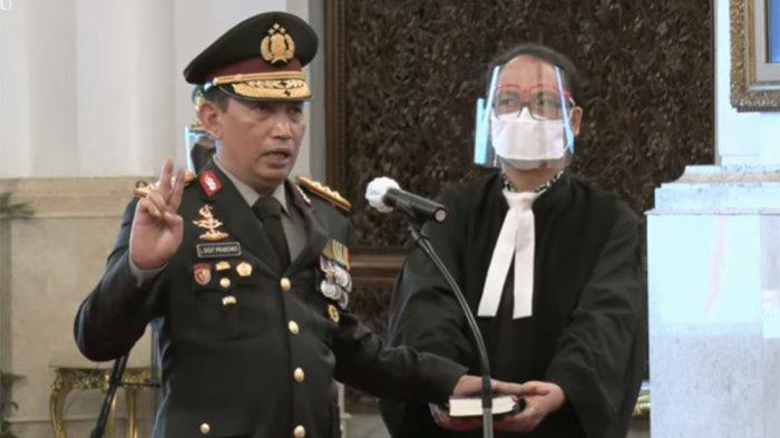 Mengenang Masa SMA Kapolri Jenderal Polisi Listyo Sigit Prabowo