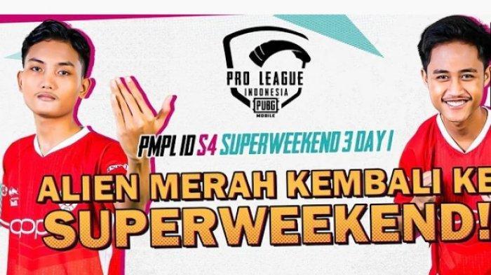 Berlangsung Live Streaming PUBG Mobile Pro League PMPL ID S4 Super Weekend 3, Bigetron RA Kembali