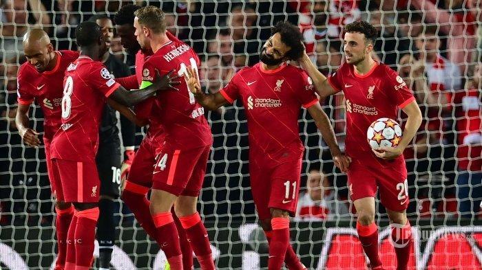Hasil Klasemen Liga Champions, AC Milan Juru Kunci, Liverpool dan PSG di Puncak, Real Madrid Keok
