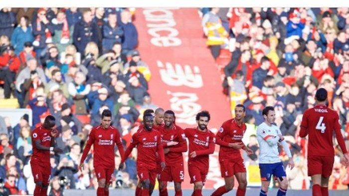 Liverpool Vs Barcelona: Comeback Fantastis The Reds Hingga Rekor Buruk Lionel Messi
