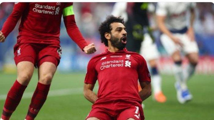 Liverpool Juara Liga Champions Tekuk Tottenham, Mohamed Salah Sumbang Gol