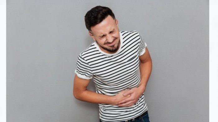 llustrasi sakit perut