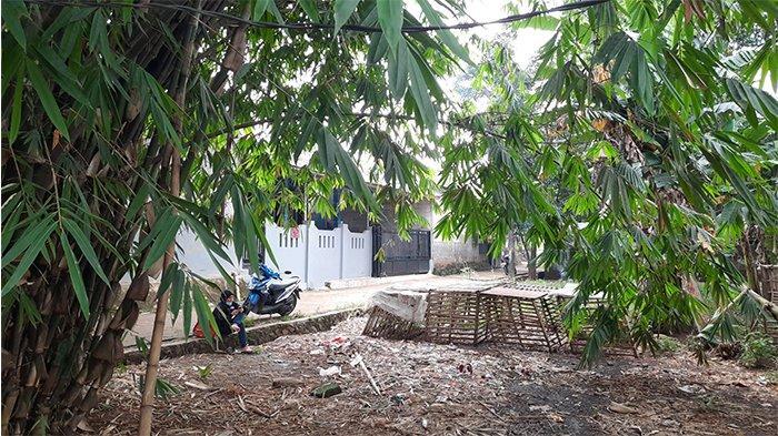 Lokasi rumah praktik aborsi ilegaldi Kampung Cibitung, RT01 RW05, Kelurahan Padurenan, Mustikajaya, Kota Bekasi.