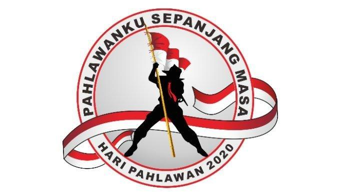 Sejarah dan Makna Hari Pahlawan 10 November, Download Logo Peringatan Hari Pahlawan 2020 di Sini