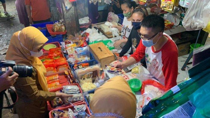 Masih Ditemukan Puluhan Produk Pasar Terkandung Bahan Berbahaya di Kabupaten Tangerang