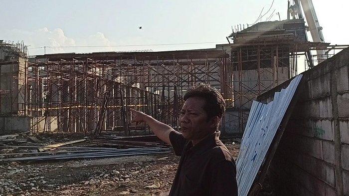 Warga Dikagetkan dengan Ambruknya Konstruksi Jalan Tol Cibitung-Cilincing, Satu Orang Jadi Korban