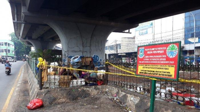 Cerita Petugas Kebersihan Temukan Jasad Bayi dalam Tumpukan Sampah di Kolong Flyover Ciputat