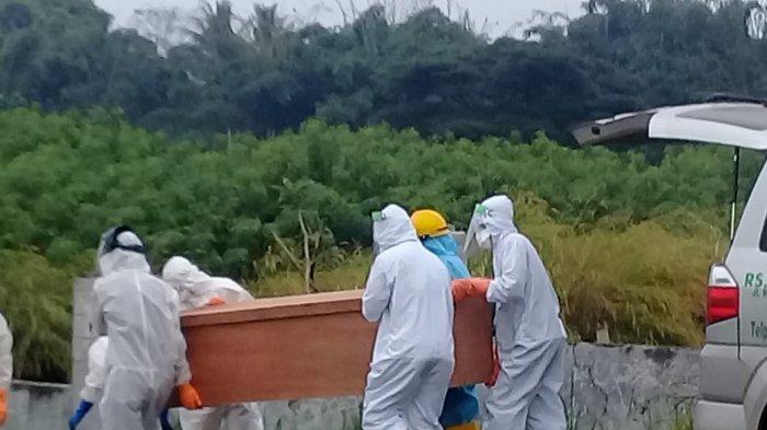 Naik Sangat Drastis, Sehari Ada 16 Orang di Kabupaten Tangerang Meninggal Dunia karena Covid-19