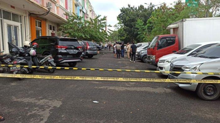 BREAKING NEWS Diduga Korban Penembakan, Seorang Pria Ditemukan Tewas di Kawasan Royal Gading Square