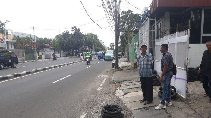 Viral di Medsos, Siswi SMP Dijambret saat Sedang Ikat Sepatu di Jalan KS Tubun Palmerah