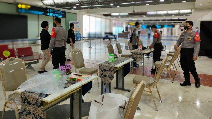 Besok Puncak Arus Balik di Bandara Soekarno-Hatta, Penumpang Bakal Dicegat Lakukan Swab Antigen