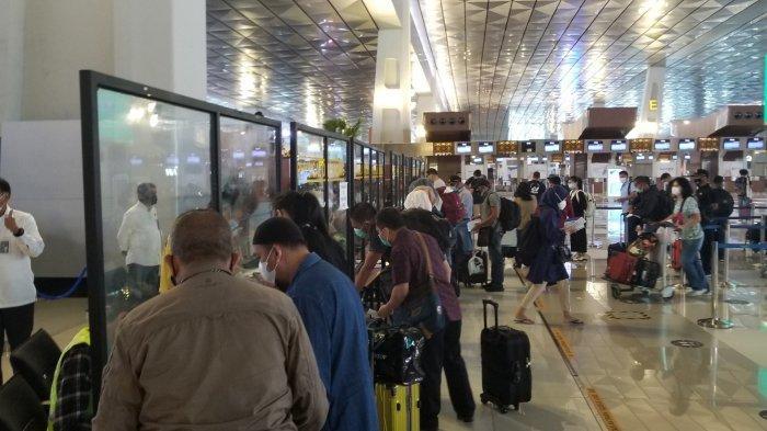 Larangan Mudik, Angkasa Pura II Lakukan Pembenahan pada Tiga Aspek ini di Bandara Soekarno-Hatta