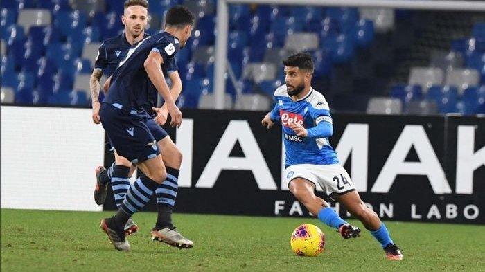 Napoli Depak Juventus dari Zona Liga Champions Usai Menang Atas Fiorentina