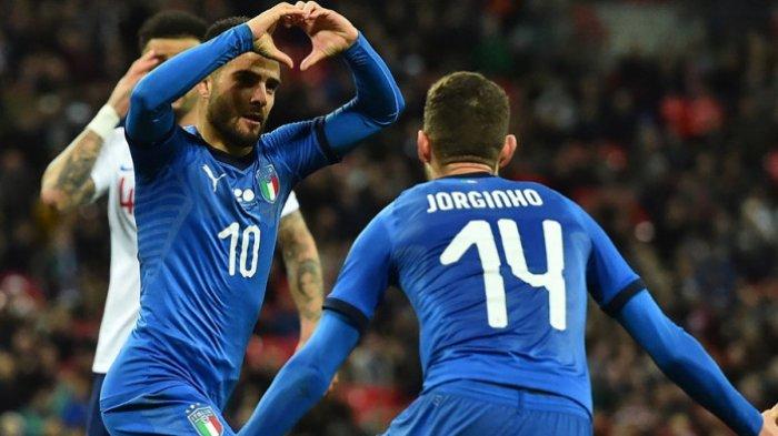 Portugal vs Italia, Dahulu Kaya Bomber, Kini Gli Azzurri Krisis Striker