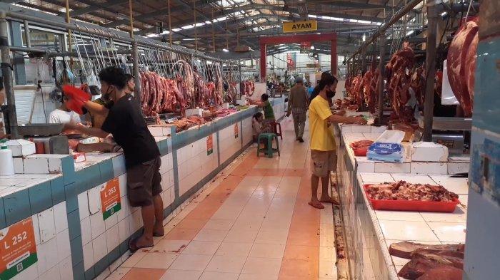 Jelang Lebaran, Harga Daging Sapi di Pasar Modern BSD Capai Rp 170 Ribu Per Kilogram